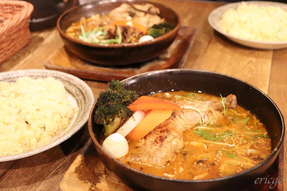 札幌|湯咖哩 GARAKU – 北海道特色美食,札幌自由行必吃超人氣湯咖哩推薦
