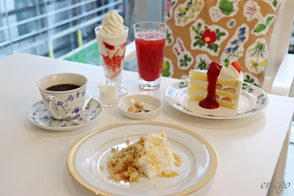 札幌|六花亭札幌本店 – 札幌必吃甜點下午茶推薦,高貴不貴的六花亭喫茶室!
