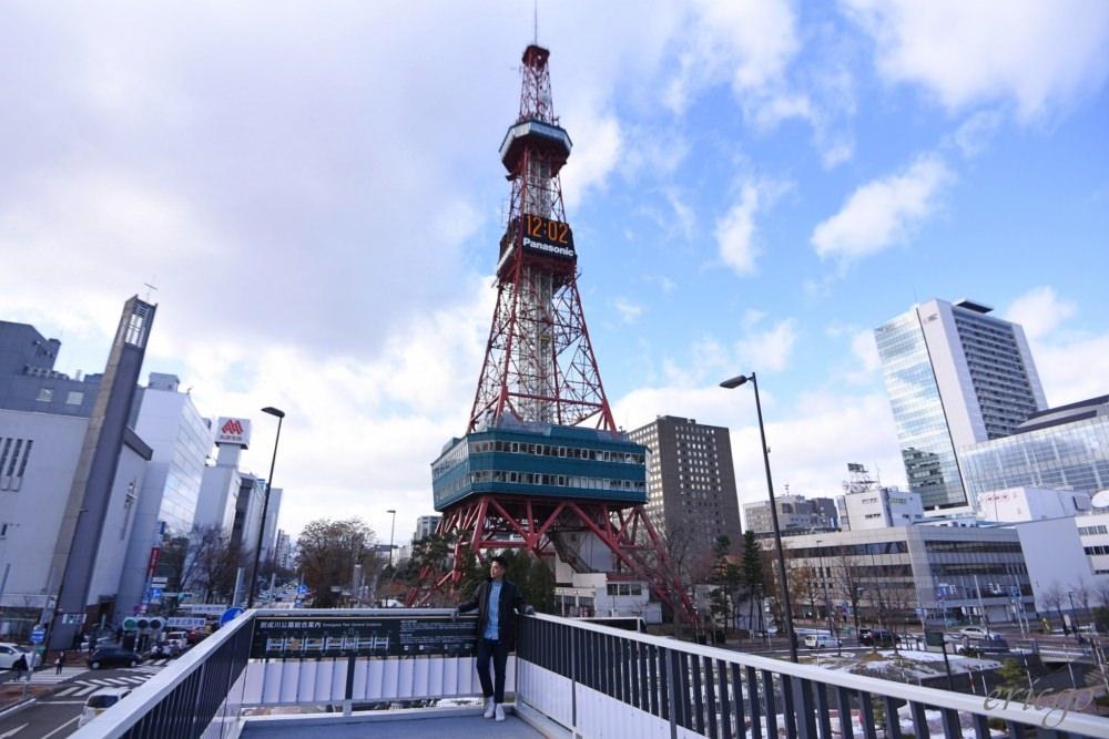 札幌|札幌電視塔 – 札幌必去景點,瀏覽札幌高空景色的地標性展望台