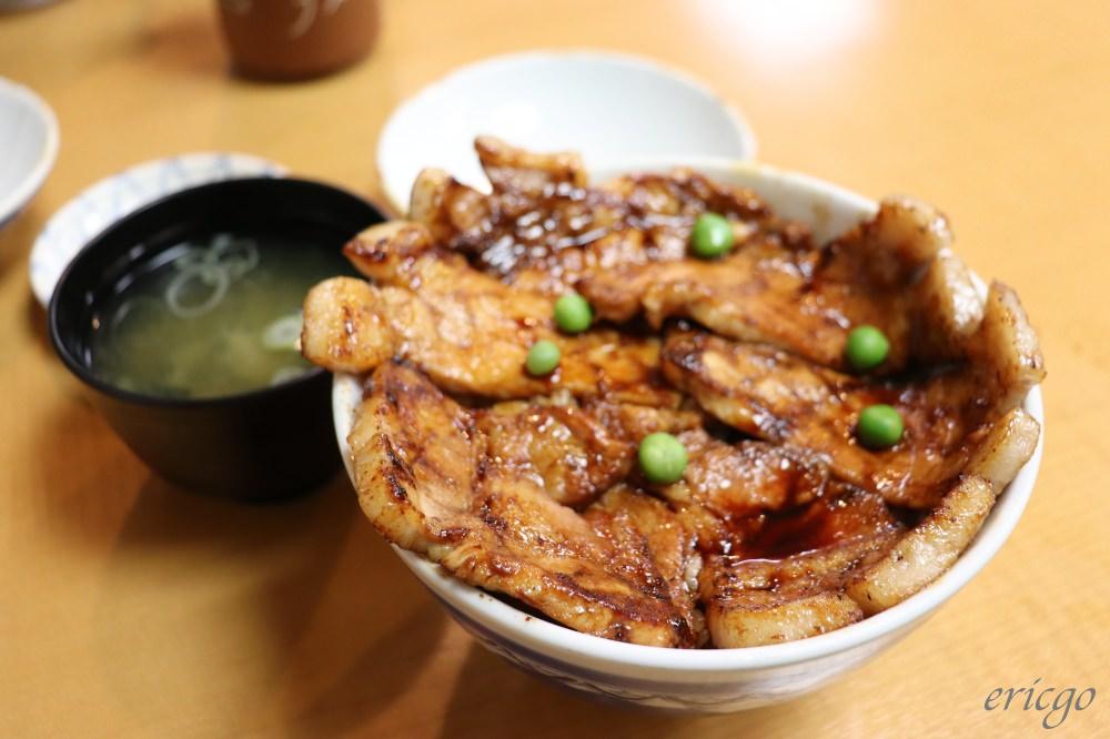 北海道、帶廣|元祖豚丼番長 – JR帶廣站必吃豬肉蓋飯,特色帶廣豚丼的原創老店