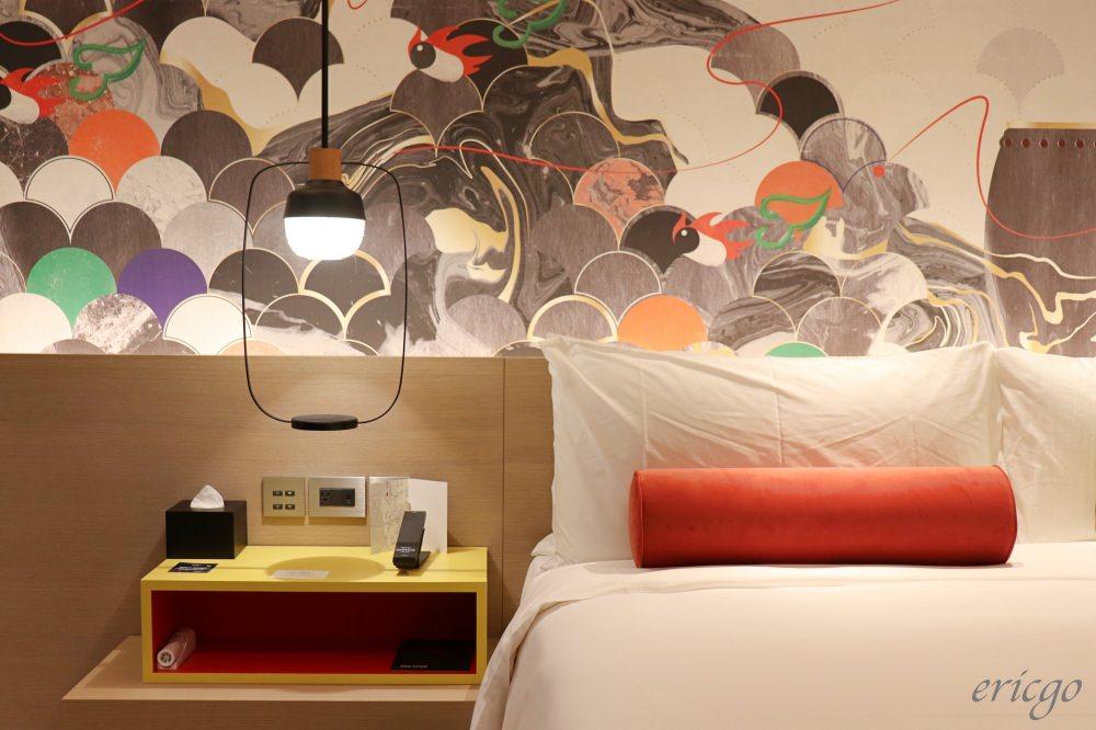 台北|台北大直英迪格酒店 – 2020最新開幕台北飯店,融合在地元素的強烈設計空間