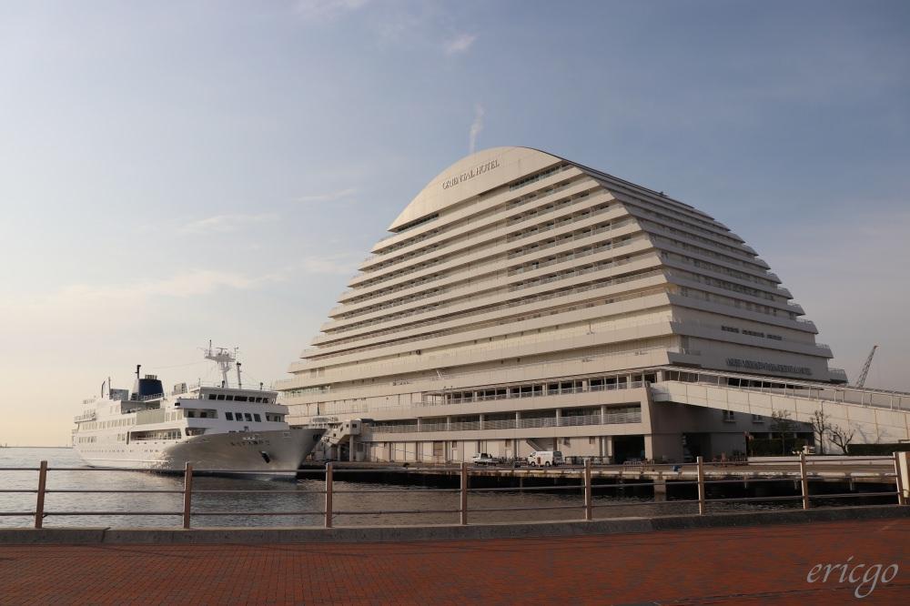 神戶|神戶美利堅公園東方酒店 – 擁享日夜無限美景,座落神戶港的地標型飯店