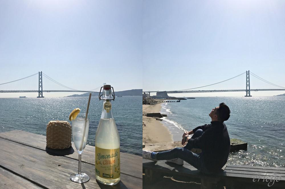 神戶|N'OCEAN – 擁抱舞子の浜與明石海峽大橋,絕美景觀咖啡簡餐推薦