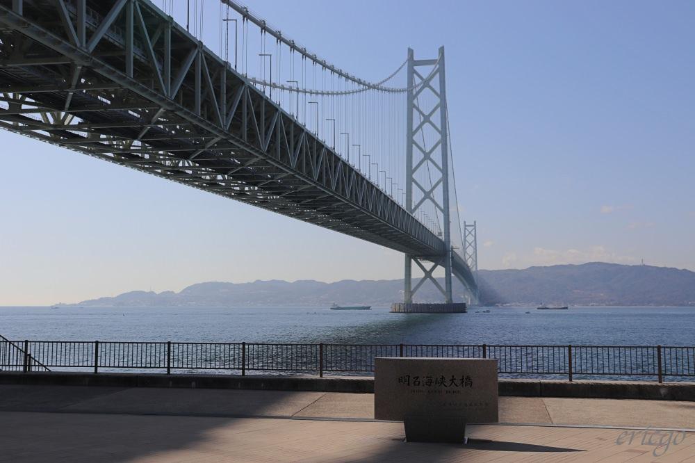 神戶|明石海峽大橋 – 飽覽大阪灣及舞子の浜,舞子海上海濱散步道