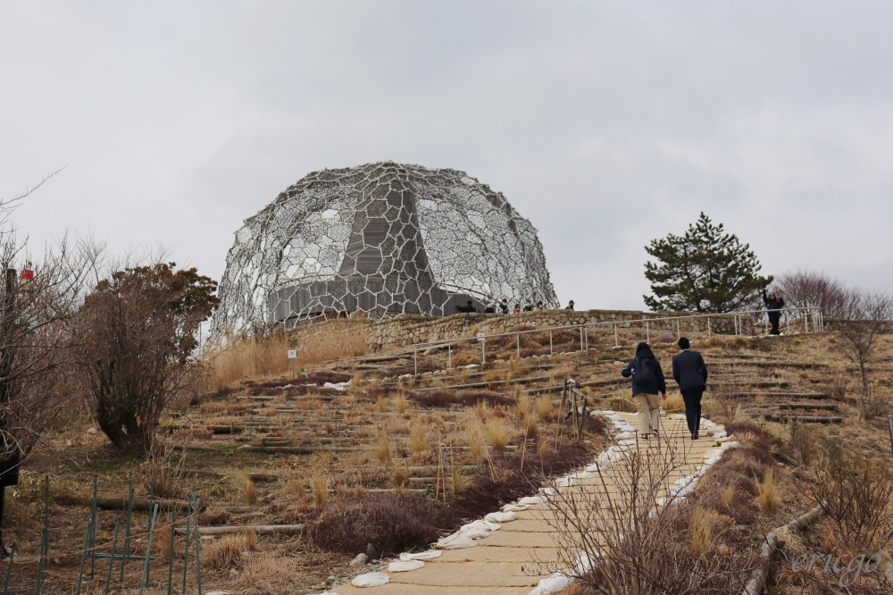 神戶|自然體感展望台 六甲枝垂 – 360度景觀展望台,裝置藝術般的網狀大樹