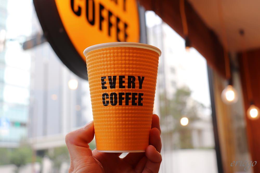 大阪|EVERY COFFEE – 咖啡只要100円,肥厚橋平價可愛早午餐咖啡廳!