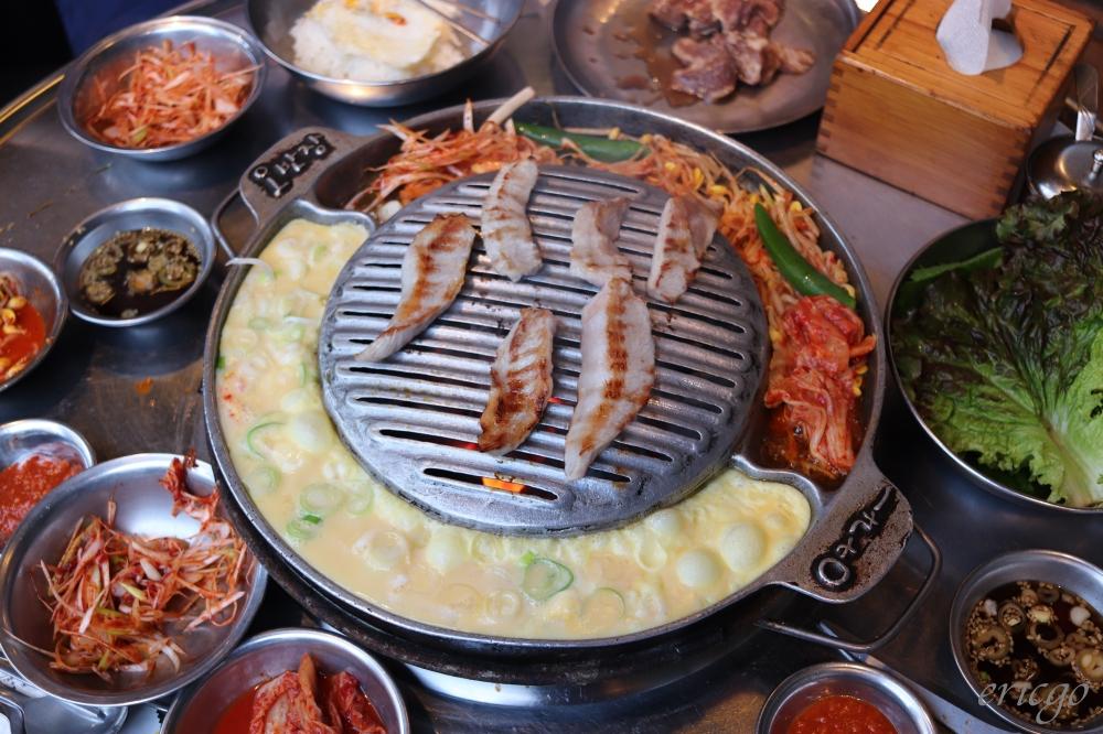 釜山|伍班長烤肉 – 海雲台美食推薦,釜山必吃超人氣烤肉確實好好吃!