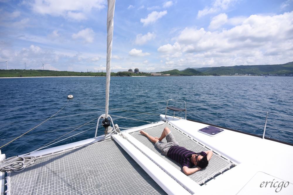 屏東|墾丁帆船嘉年華 – 墾丁唯一雙體帆船,不出國也能享受海上徜徉快感