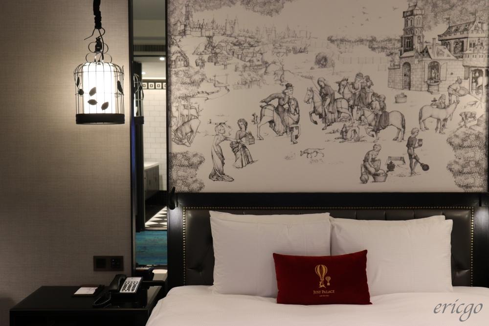 台北 凱旋酒店 Just Palace Hotel – 內湖新開幕飯店,華麗童話電影般的精品豪宅