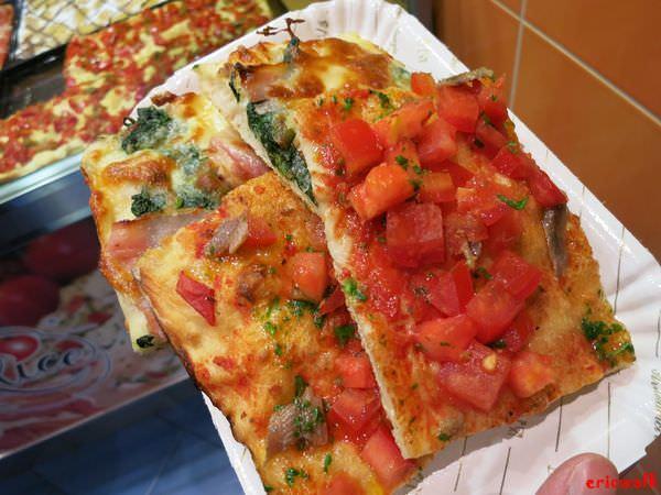 [義大利] 羅馬美食Alice Pizza – 梵諦岡旁邊超好吃又便宜的道地pizza推薦