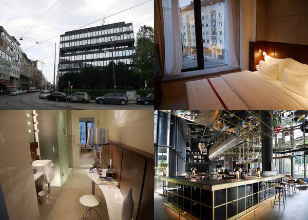 [德國] 慕尼黑 Ruby Lilly Hotel 魯比麗莉飯店 – 2017全新開幕、交通方便、音樂搖滾設計飯店超推薦