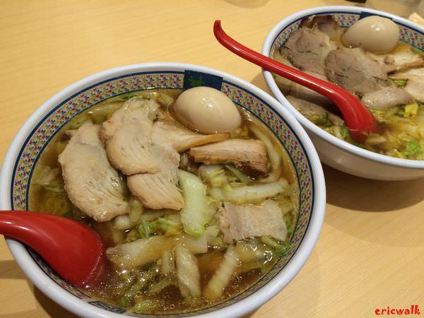 [大阪] 神座拉麵 (關西空港分店) – 人氣No.1的招牌叉燒滷蛋拉麵好好味