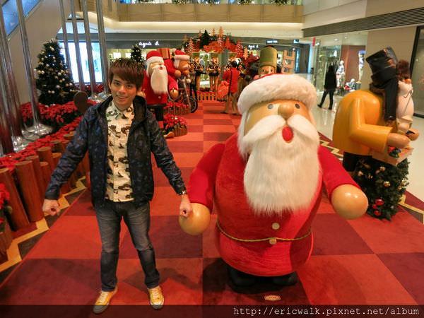 [2013香港] 聖誕特輯 – ELEMENTS圓方與德國百年品牌Mueller的德國聖誕市集