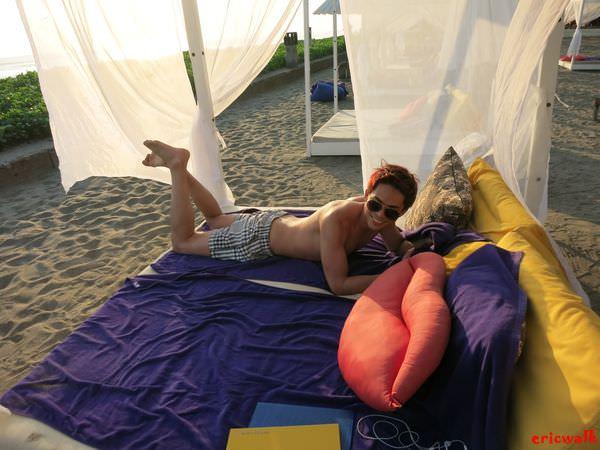 [峇里島] WET @ W Retreat and Spa Bali 水明漾W飯店 – IDR300K 來W飯店WET泳池玩水一整天