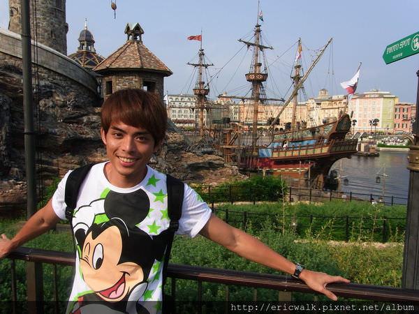 [東京] 東京迪士尼海洋- 歐洲浪漫造景DisneySea,三十週年夏日盛宴超精彩