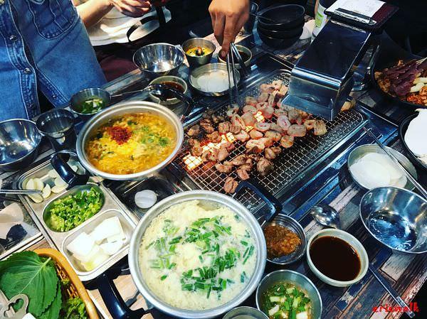 [大邱] 安吉郎烤大腸一條街 – 給你滿滿膠原蛋白的大邱特色美食推薦