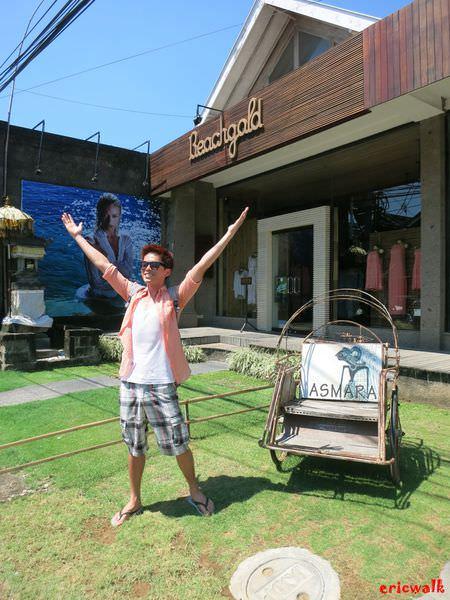 [峇里島] 水明漾JL. LAKSMANA 街 – 創意時尚小店、異國餐廳,好逛好買好去處