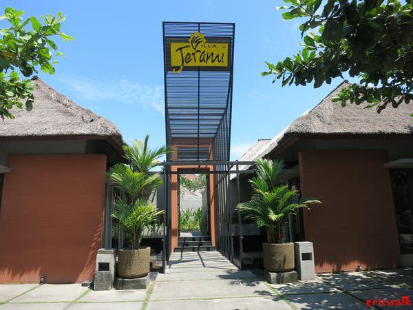 [峇里島] Villa Jerami & Royal Spa Jerami – 水明漾區Villa附設SPA及Villa參觀介紹