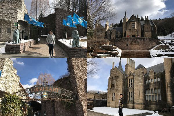 [群馬] Lockheart Castle 鎖心城 – 北關東戀人聖地、超美城堡讓你一秒到歐洲!