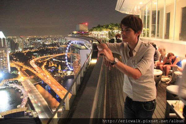 [新加坡] 濱海灣金沙Marina Bay Sands – Sky on 57,品嘗新加坡名廚郭文秀米其林美食欣賞醉人夜景