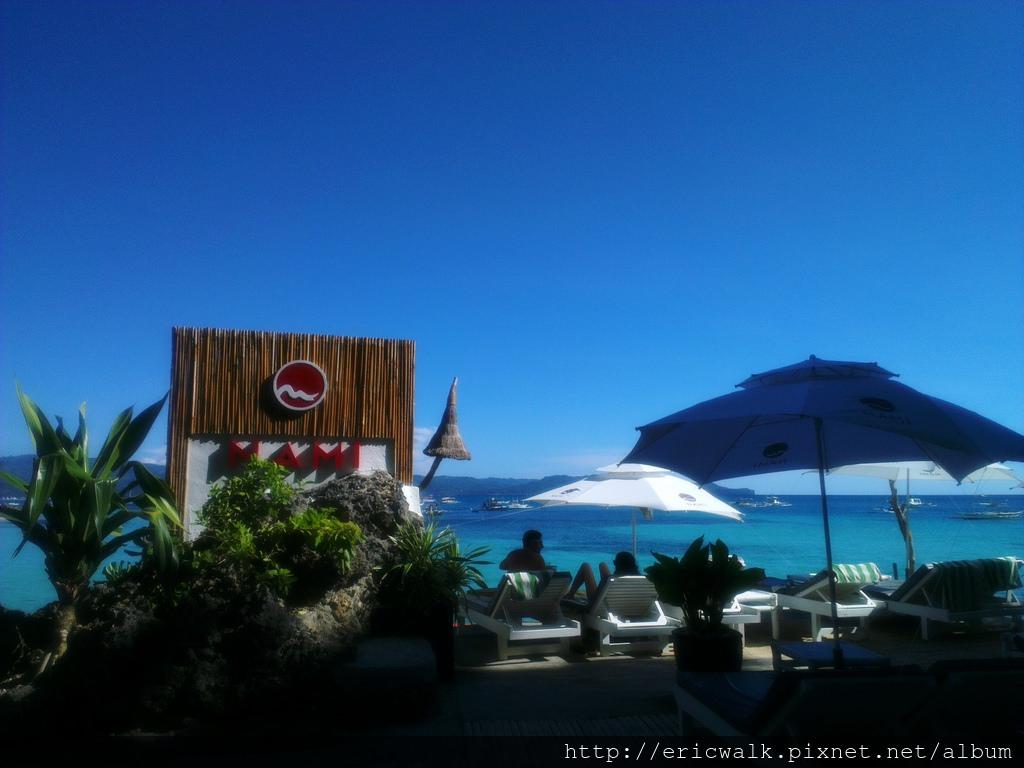 [2013 長灘島] Nami Spa – 聽海風欣賞無敵海景的絕美spa按摩大推薦