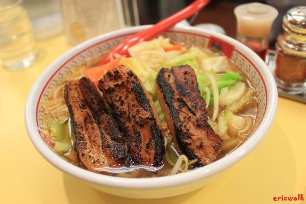 [大阪] 神座拉麵(LUCUA店) – 高人氣推薦,令人難忘期間限定秋味炙燒叉燒拉麵