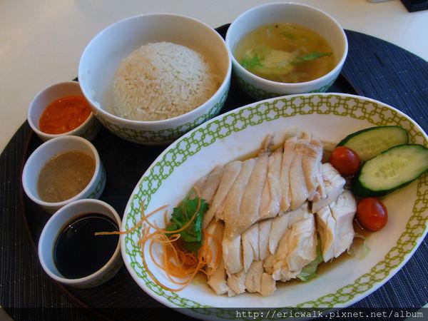 [新加坡] 美食推薦Mandarin Orchard Chatterbox 海南雞飯好好好好吃