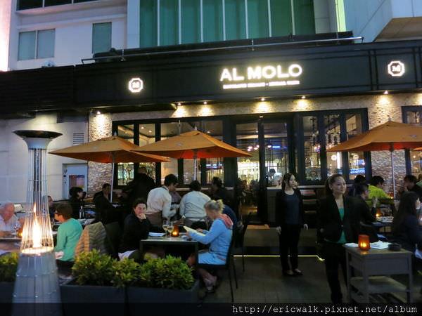 [香港] AL MOLO義大利餐廳 – 環境優氣氛佳食物美味的2013最佳餐廳