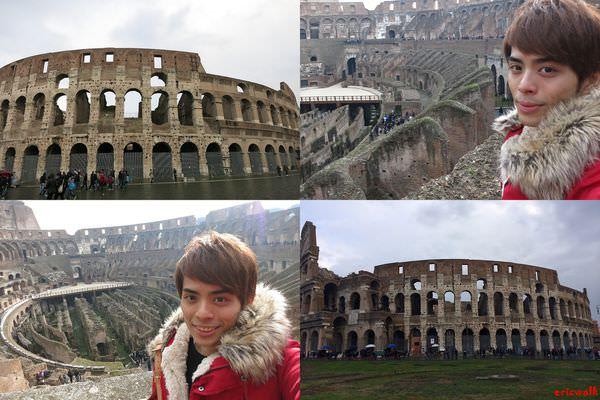 [義大利] 羅馬競技場Colloseo – 一個人的羅馬假期,羅馬必遊地標景點推薦