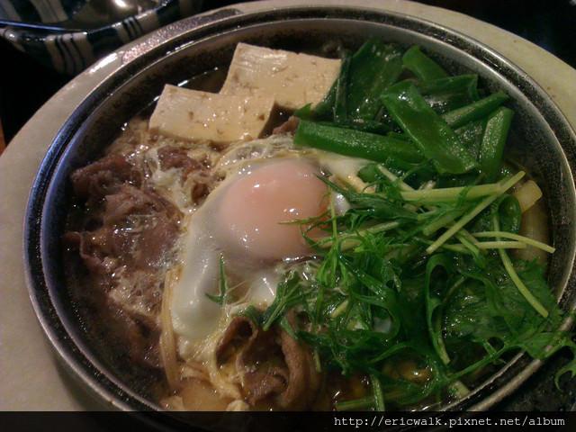[2012冬-京都] 麒麟亭 – 美味的壽喜燒午間和牛牛鍋定食
