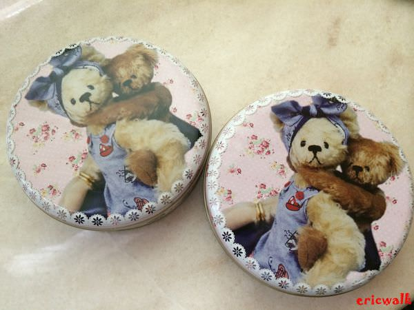 [香港] Jenny Bakery 上環店 – 香港最夯的伴手禮,超可愛的小熊鐵盒餅乾