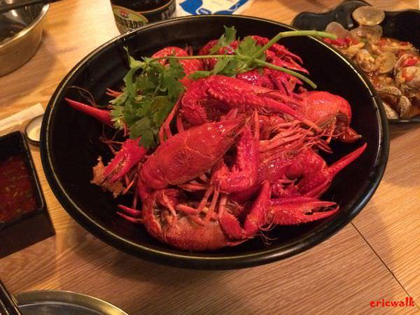 [上海] 沖天吼- 當地人帶隊的小餐廳,全中國都在瘋的【小龍蝦】初體驗