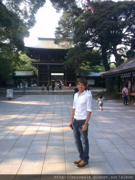 [2013東京] 明治神宮 – 原宿必遊充滿靈氣環境優美的神社