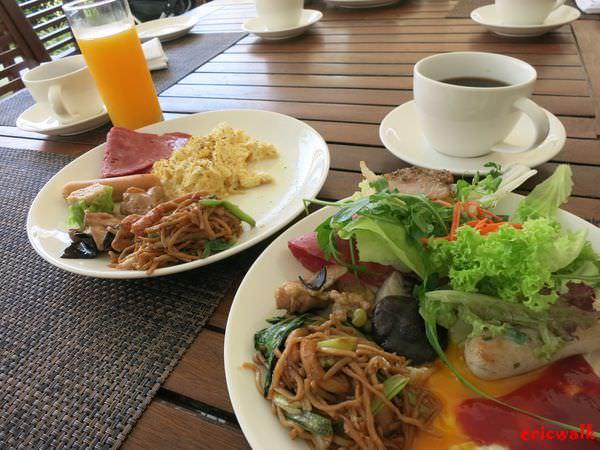 [沙巴] Shangri-La's Tanjung Aru Resort & Spa 香格里拉丹絨亞路飯店 – Cafe TATU 自助式早餐