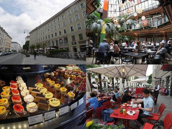[慕尼黑] Cafe Luitpold – 米其林指南推薦,慕尼黑美味甜點、人氣咖啡廳推薦