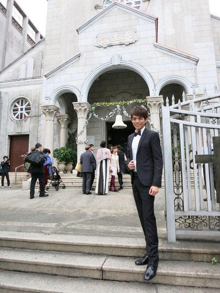 [香港] 九龍城St. Teresa's Church – 簡單、溫馨、神聖的香港好友婚禮