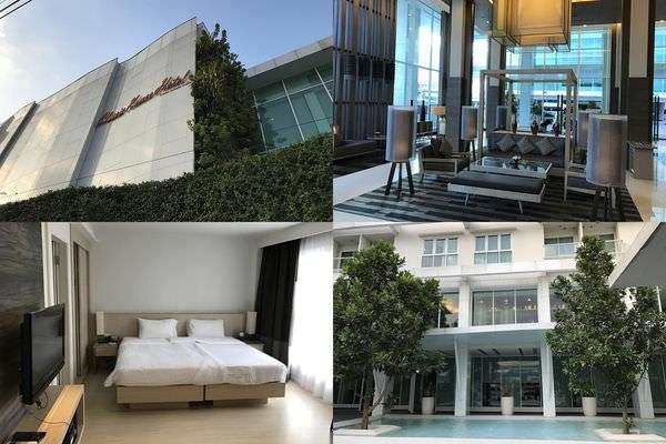 [大城] Classic Kameo Hotel – 高CP值、新穎大空間,有如公寓住宅的住宿