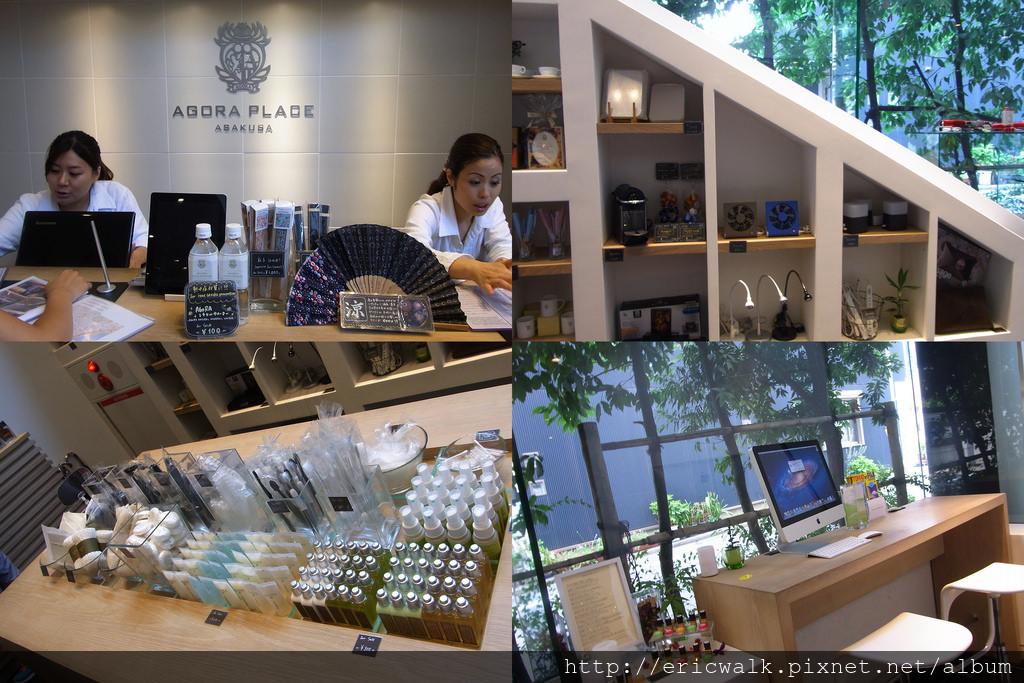 [東京] 淺草 Agora Place Asakusa Hotel – 2015東京米其林指南黑一評鑑,清爽有型的簡約商務旅店