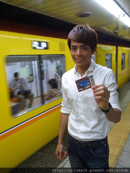 [2013東京] Tokyo Metro Open Ticket (已停賣)- 超值成田機場限定發售東京地鐵券