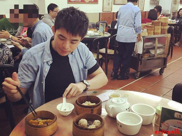 [香港] 蓮香樓 – 中環必吃香港老茶樓、傳統點心推車美味老味道