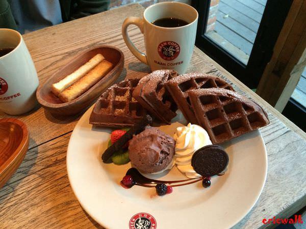 [上海] 漫咖啡 Maan Coffee (金匯南路店) – 韓國街中的小熊童話咖啡天地