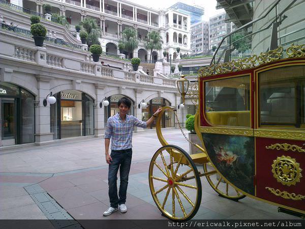 [2012秋-香港] 1881Heritage、天星小輪、大會堂美心皇宮、太平山夜景、潮民打邊爐