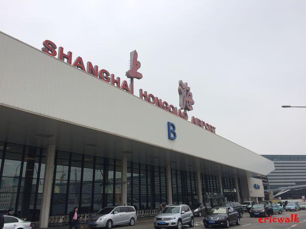 [上海] 中國東方航空上海跨年之旅,飛行紀錄、虹橋飛松山機場初體驗