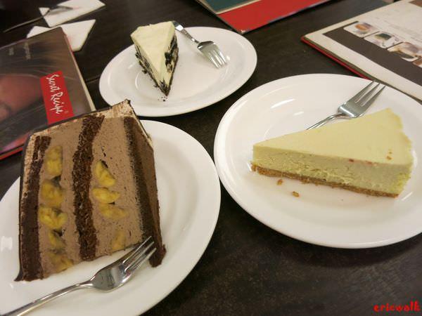 [沙巴] Secret Recipe – Suria Sabah購物中心內連鎖知名蛋糕甜點店,榴槤起司蛋糕超美味
