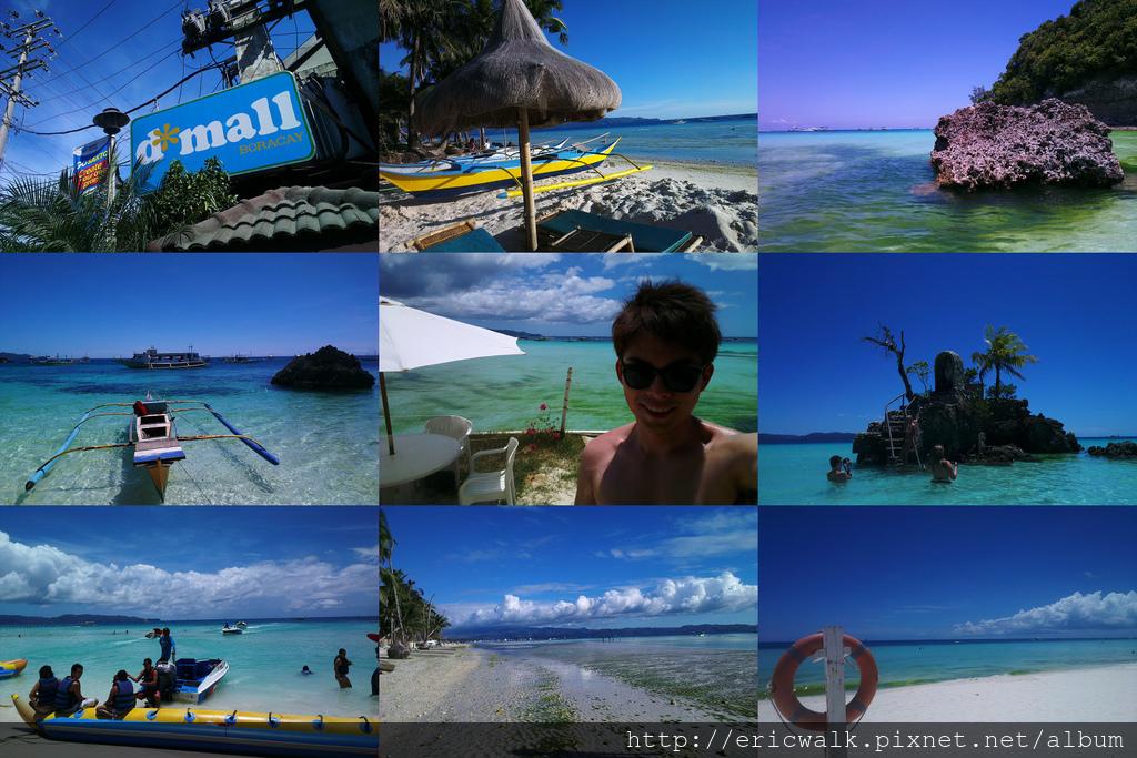 [2013 長灘島] 序 – 我在長灘天氣晴,五天四夜的Boracay天堂