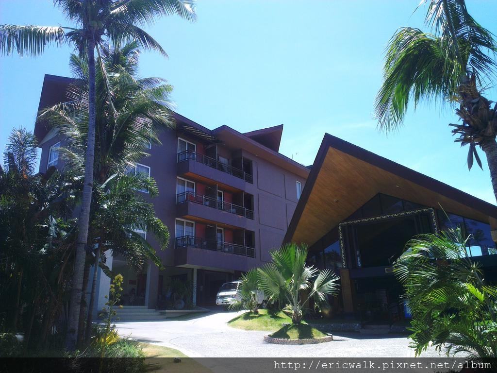 [2013 長灘島] The Palms of Boracay – 長灘島S1住宿,五分鐘到沙灘,兩房一廳四人房
