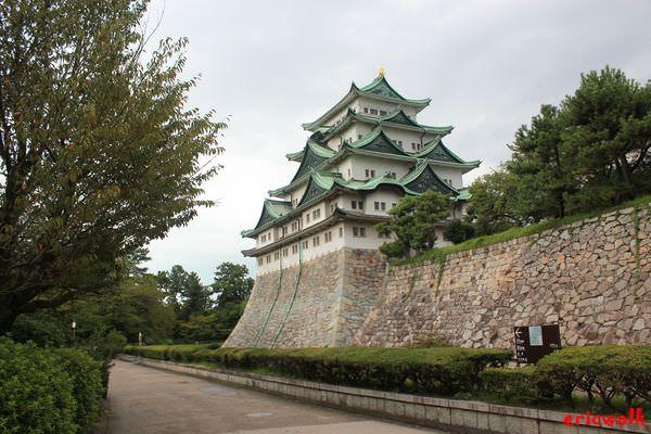 [名古屋] 日本三大名城「名古屋城」- 名古屋旅遊必去的打卡地標
