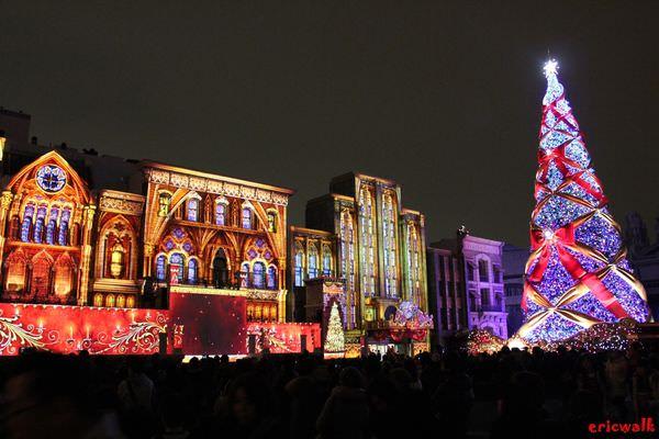 [大阪] 日本環球影城: 環球奇妙聖誕 – 世界第一光之聖誕樹,100分的幸福浪漫