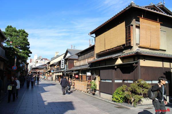 [京都] 滿是京都味之祇園花見小路漫走、平實簡單「久露葉庭」 美味料理