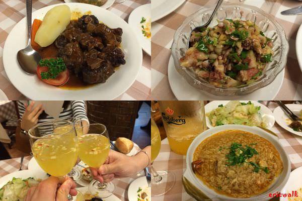 [澳門] A Lorcha 船屋葡國餐廳 – 米其林指南推薦,感受特有的葡國菜餚美好